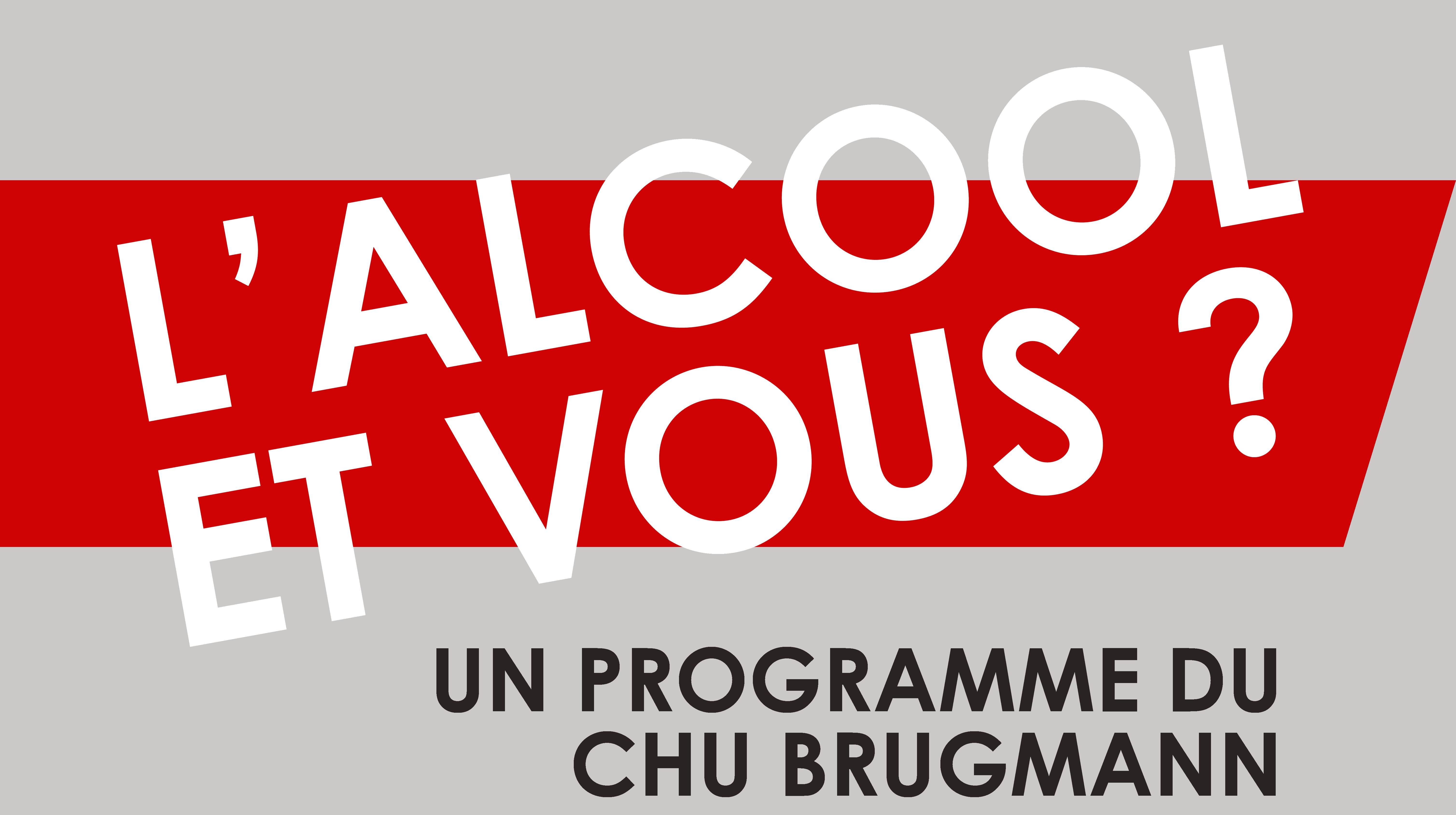 L'alcool & vous - un programme du CHU Brugmann